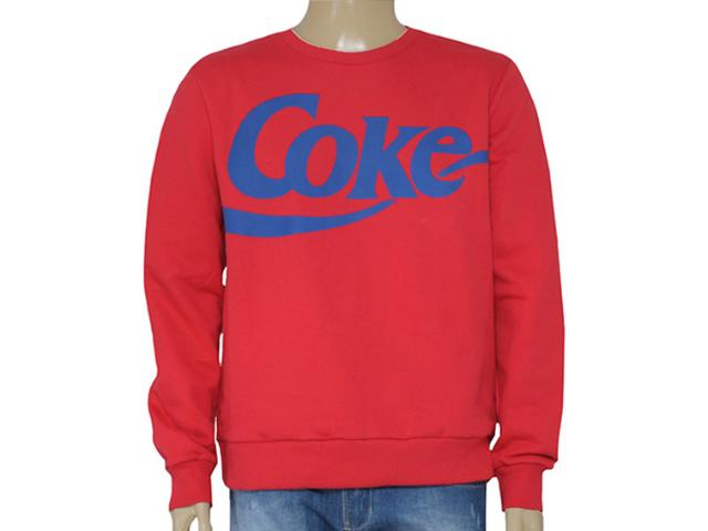 Casaco Masculino Coca-cola Clothing 413200195 Vermelho