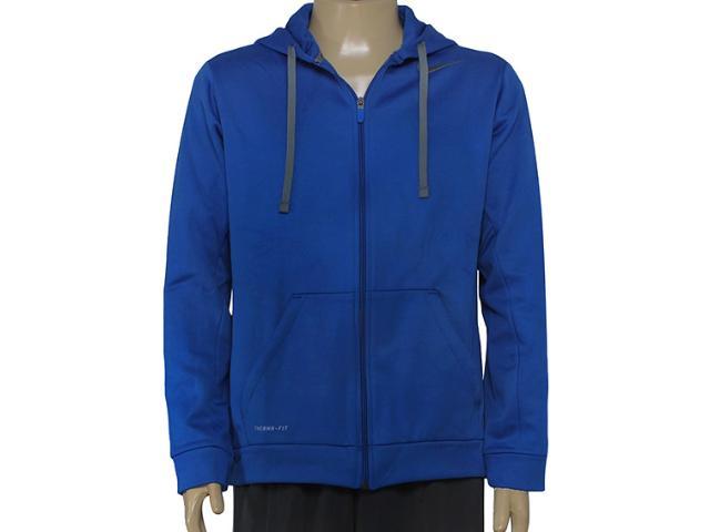 Casaco Masculino Nike 650735-480 ko fz Hoodie 3.0  Azul
