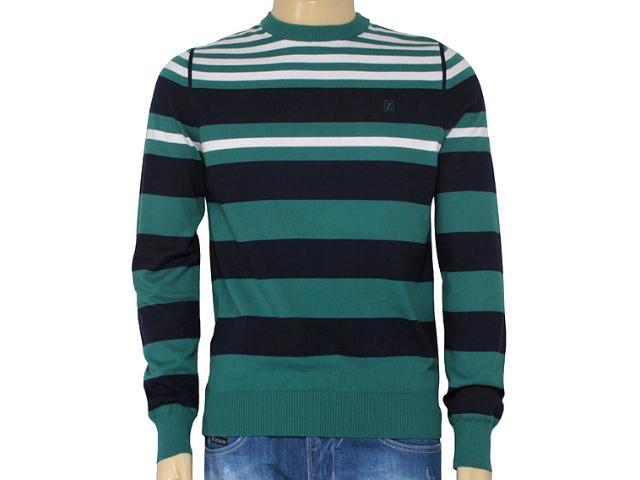 Casaco Masculino Zanatta 5324 Listrado Verde