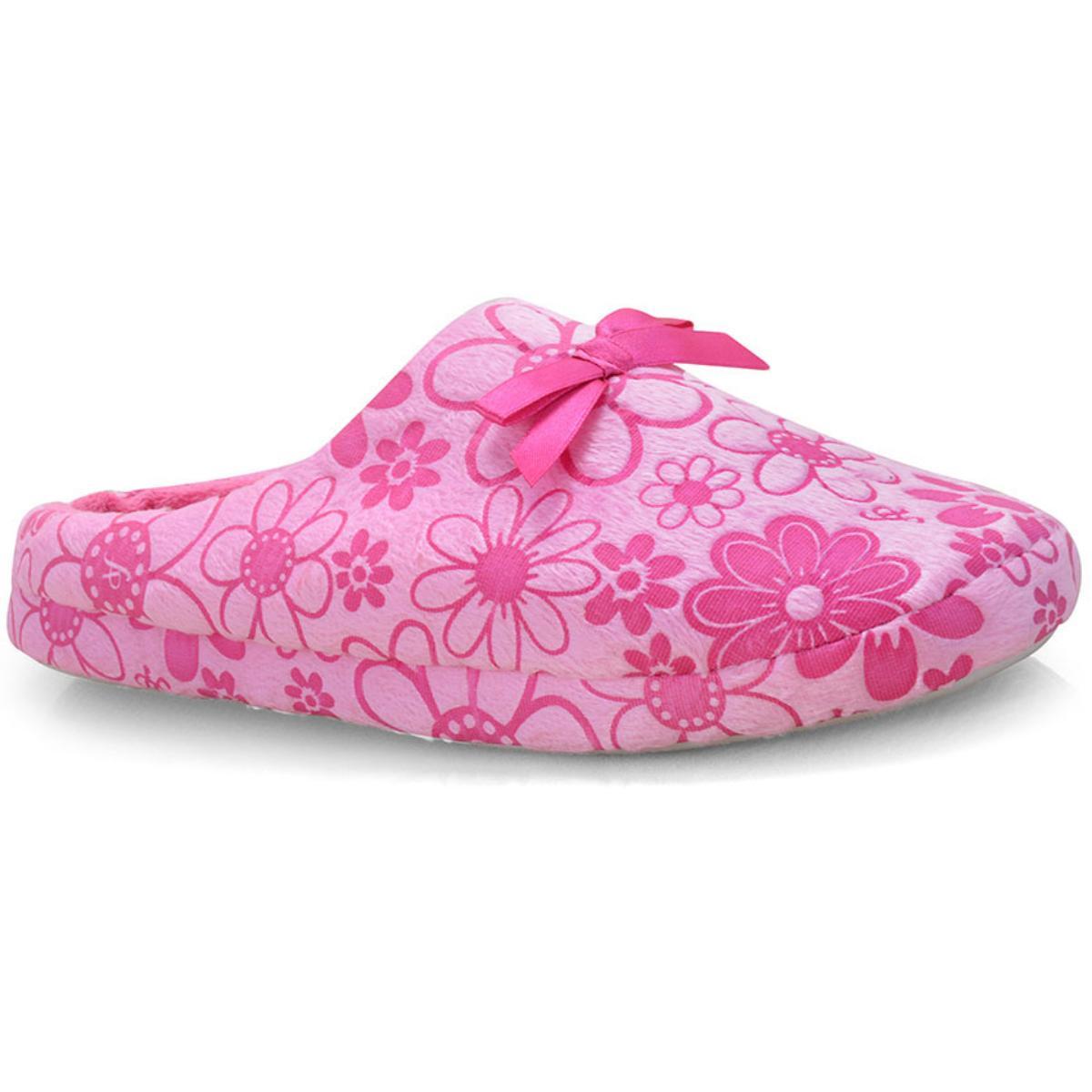 Chinelo Feminino Gasf 6137 Rosa