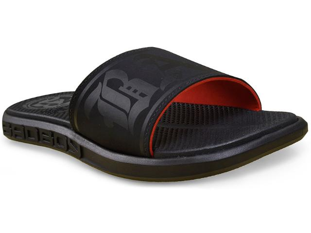 Chinelo Masculino Grendene 11017 Bad Boy Preto