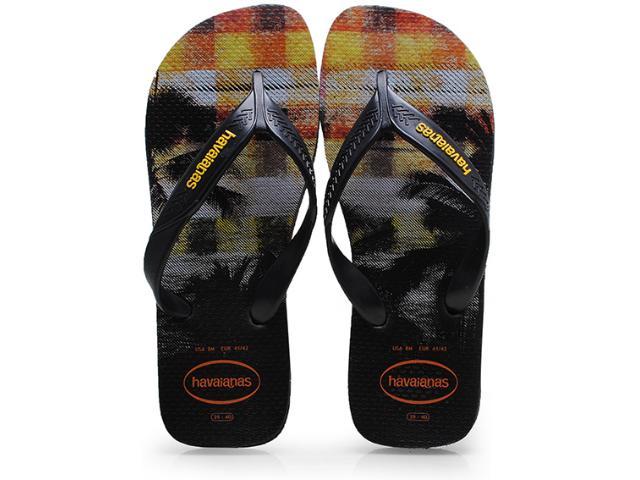 Chinelo Masculino Havaianas Surf Preto
