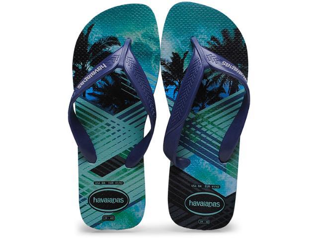 Chinelo Masculino Havaianas Surf Aquarius