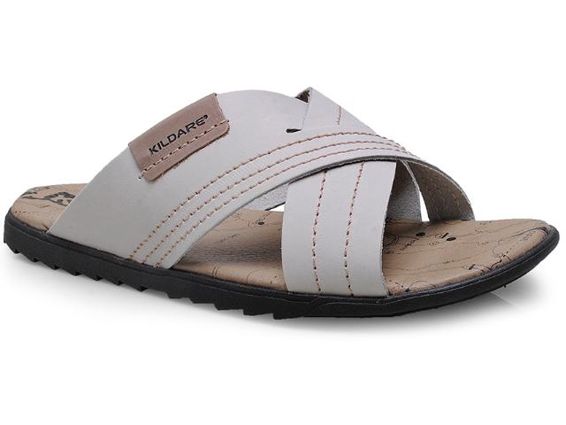 Chinelo Masculino Kildare Bs392  Gelo