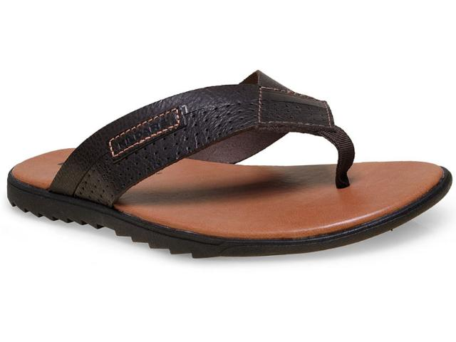 Chinelo Masculino Kildare Bs60901 Destroyeo Chocolate