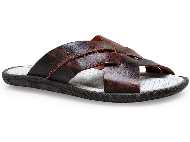 Chinelo Masculino West Coast 114803/04 Café