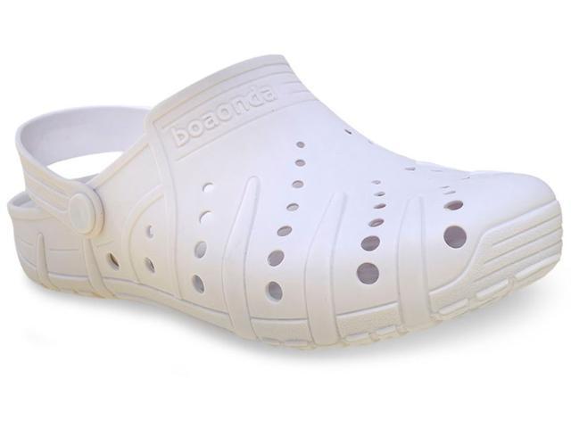 Crocs Masculino Boaonda 1315 900  Branco