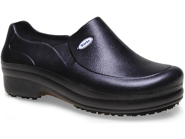 Crocs Unisex Soft Mania Bb65 Preto