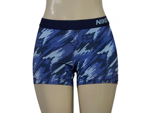 Cueca Feminina Nike 803158-508 Pro Cool Azul