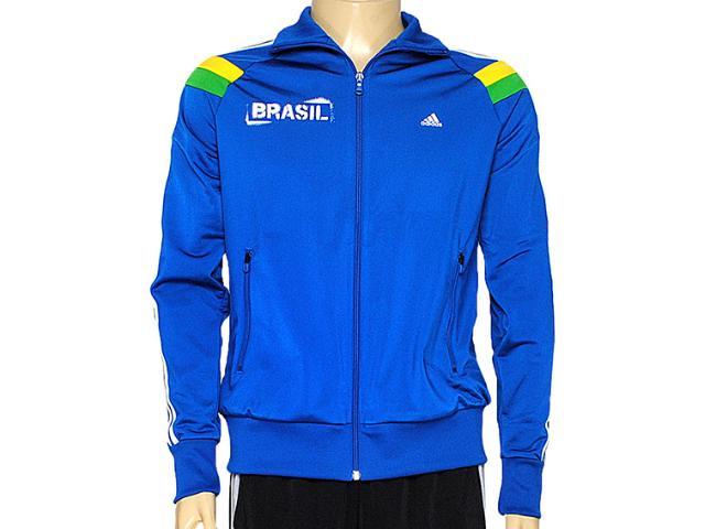 Jaqueta Feminina Adidas F80367 Anthem Wc14 b Azul