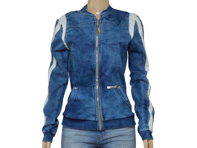 Jaqueta Feminina Moikana 188099 Jeans