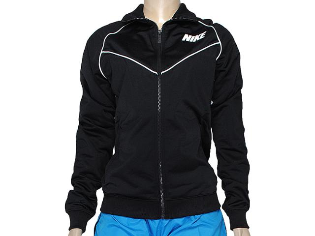 Jaqueta Feminina Nike 545864-010 Victory Jacket Preto/branco