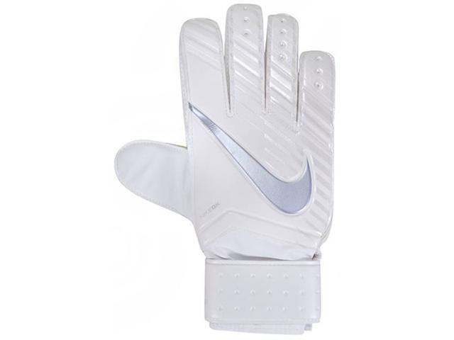 Luva Masculina Nike Gs0344-100 Goleiro nk gk Mtch Branco 93115f04d74