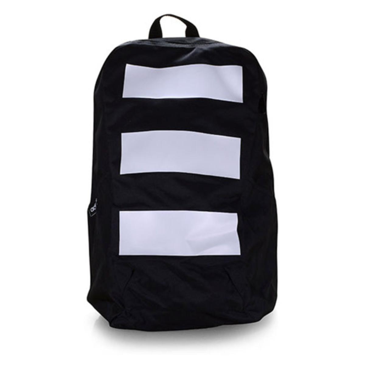 Mochila Masc Infantil Adidas Ed0260 Parkhood 3s bp Preto/branco