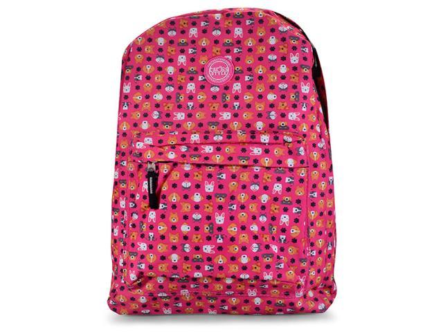 Mochila Fem Infantil Lavit Cr8132 Pink