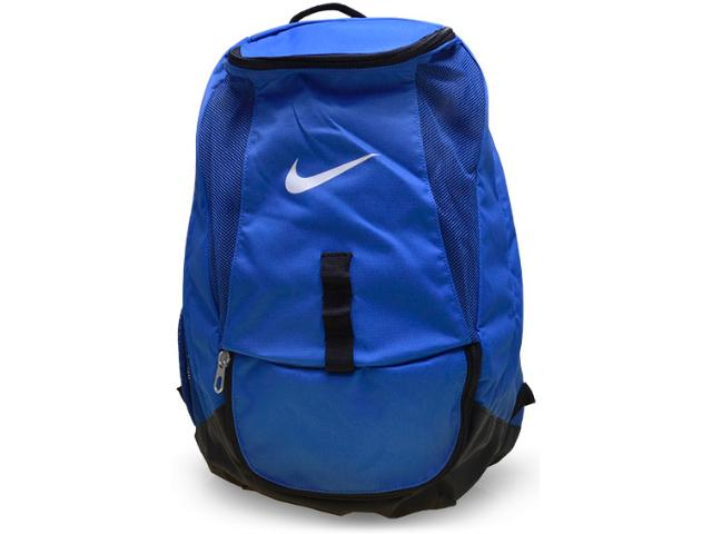 Mochila Masculina Nike Ba5190-493 Team Swoosh Backpack  Azul