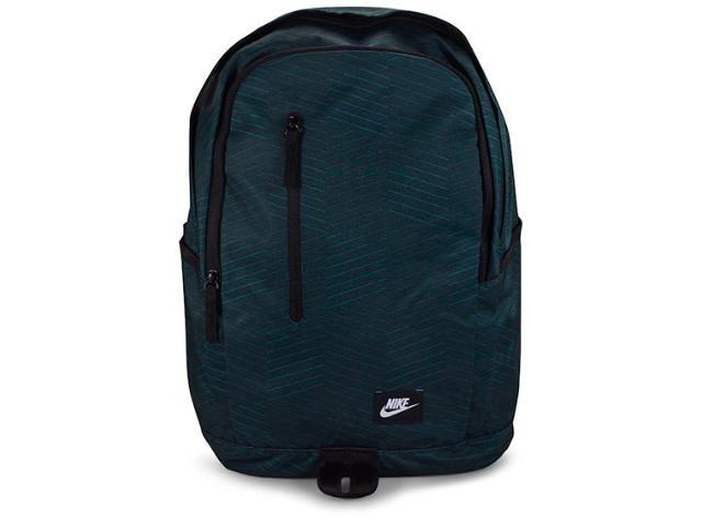 Mochila Masculina Nike Ba5231-332 All Access Soleday  Verde/preto