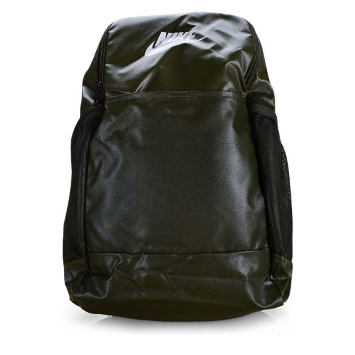 Mochila Unisex Nike Ba6124-325  Brsla m Bkpk Musgo/branco