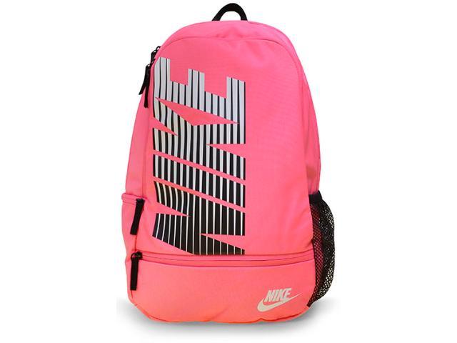 e9ce9bc53 Mochila Feminina Nike Ba4863-627 Classic Line North Pink/preto
