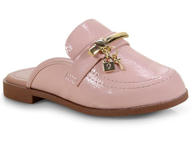 Mule Fem Infantil Molekinha 2525100 Rosa
