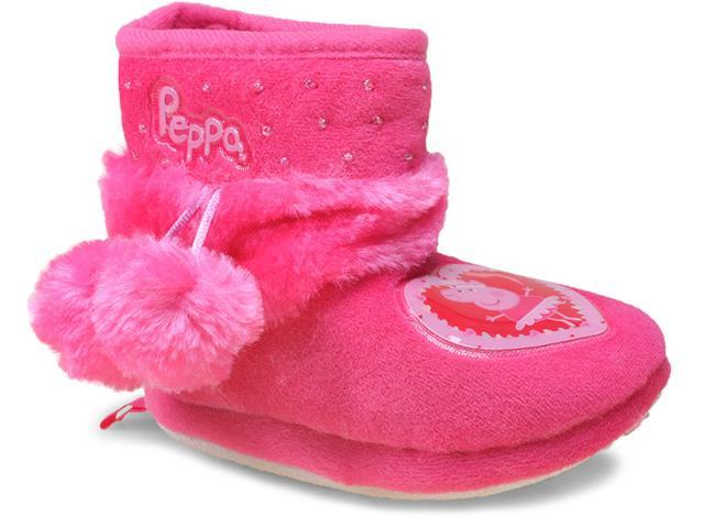 Pantufa Feminina Ricsen Peppa 19885 Pink