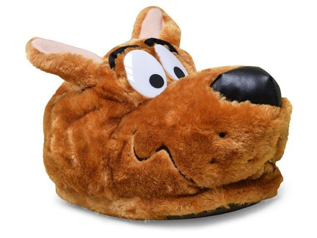 Pantufa Masculina Ricsen 31615 Scooby Doo Marrom