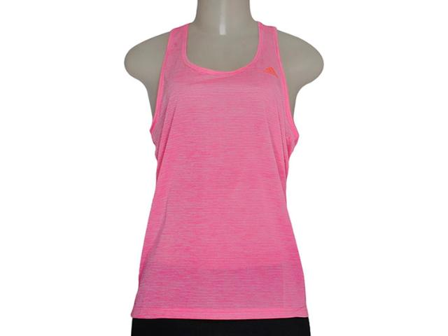 Regata Feminina Adidas M68187 Crush Clima e Pink