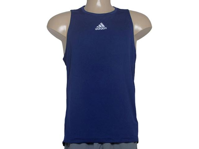Regata Masculina Adidas Aa5763 Sequencial m Marinho