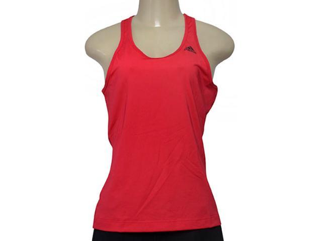Regata Feminina Adidas Br0389 D2m Solid Cereja