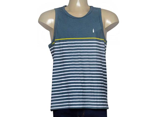 Regata Masculina Coca-cola Clothing 393200517 Grafite