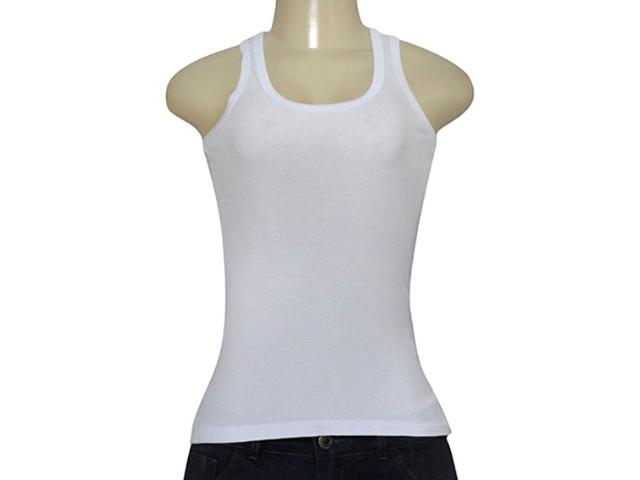 Regata Feminina M.officer 110006073 Branco