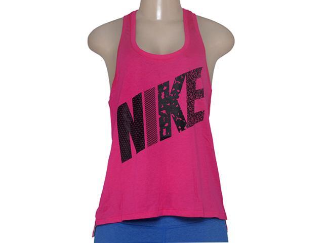 Regata Feminina Nike 678966-616 Prep Tank-mixed  Pink