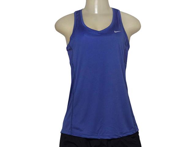 Regata Feminina Nike 686880-508 Miler Roxo