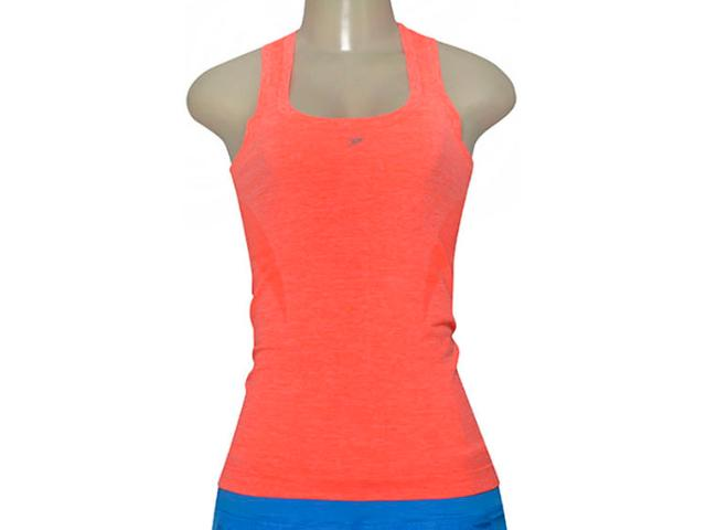 Regata Feminina Poker 04760 x Ray Light Laranja Neon