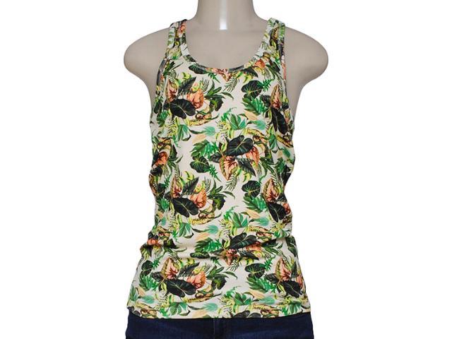 Regata Feminina Triton 381400819 Estampada Floral