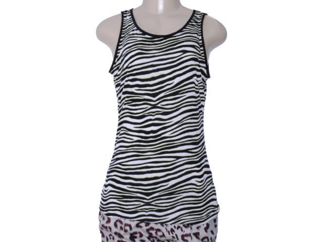 Regata Feminina Dzarm 6hkt 1100 Zebra