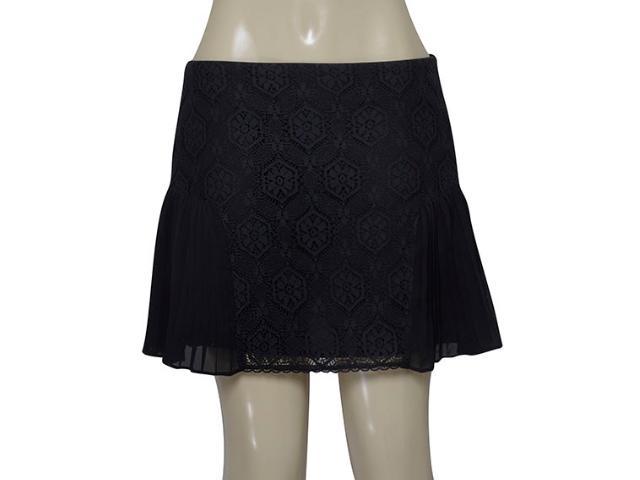 Saia Feminina Cavalera Clothing 10.01.0192 Preto