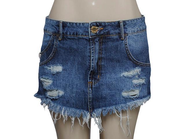 Saia Feminina Coca-cola Clothing 83200565 Jeans
