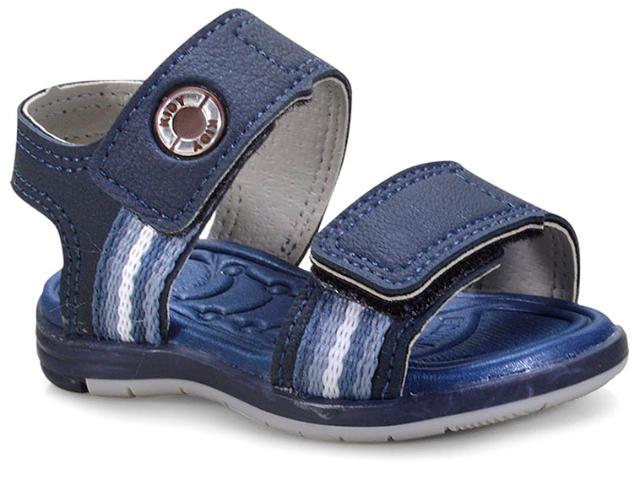 Sandália Masc Infantil Kidy 00108102450 Marinho/azul