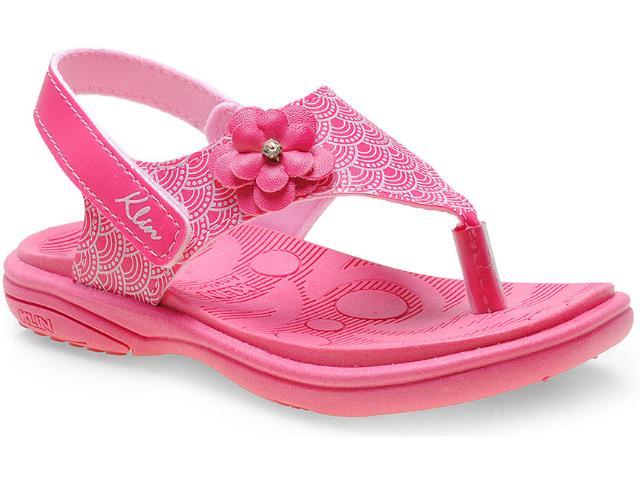 Sandália Fem Infantil Klin 711.038 Pink