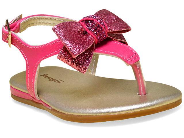 Sandália Feminina Pampili 298.097 Pink