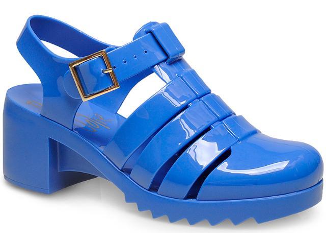 Sandália Feminina Petite Jolie Pj1254 Blue