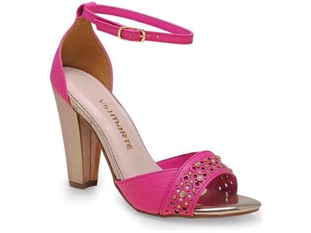 Sandália Feminina Via Marte 13-21803 Pink