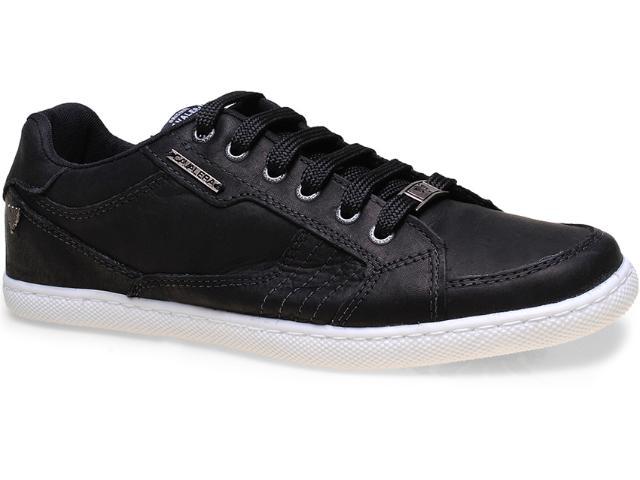 Sapatênis Masculino Cavalera Shoes 13.01.1053 Preto