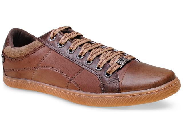Sapatênis Masculino Cavalera Shoes 13.01.1196 Wisk Envelhecido