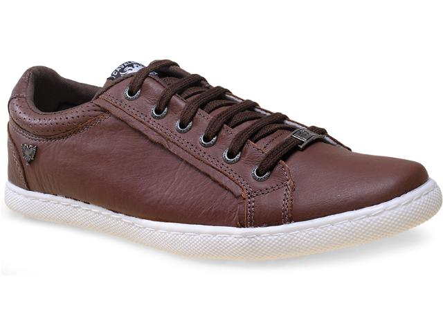 Sapatênis Masculino Cavalera Shoes 13.01.1387 Chocolate