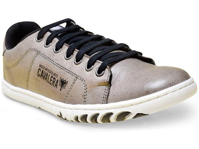 Sapatênis Masculino Cavalera Shoes 13.01.1448 Silver