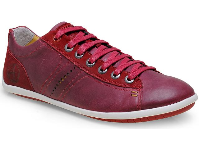 Sapatênis Masculino Ferracini 9368 Brilliancy Bordo