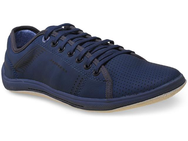 Sapatênis Masculino Ferracini 7405-272b Gelo/azul