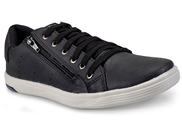 Sapatênis Masculino Ped Shoes 11006-a Preto